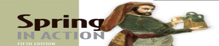 《Spring实战 (第5版)》pdf电子书免费下载