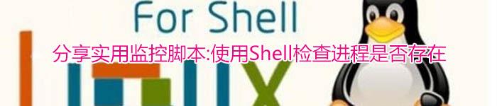 分享实用监控脚本:使用Shell检查进程是否存在