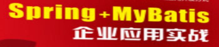 《  Spring+MyBatis企业应用实战》pdf电子书免费下载