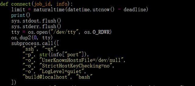 自定义构建交互式SSH应用程序,用Python为大家举例自定义构建交互式SSH应用程序,用Python为大家举例