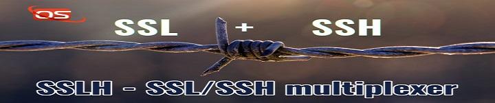 让HTTPS、SSH 共享端口的——工具SSLH
