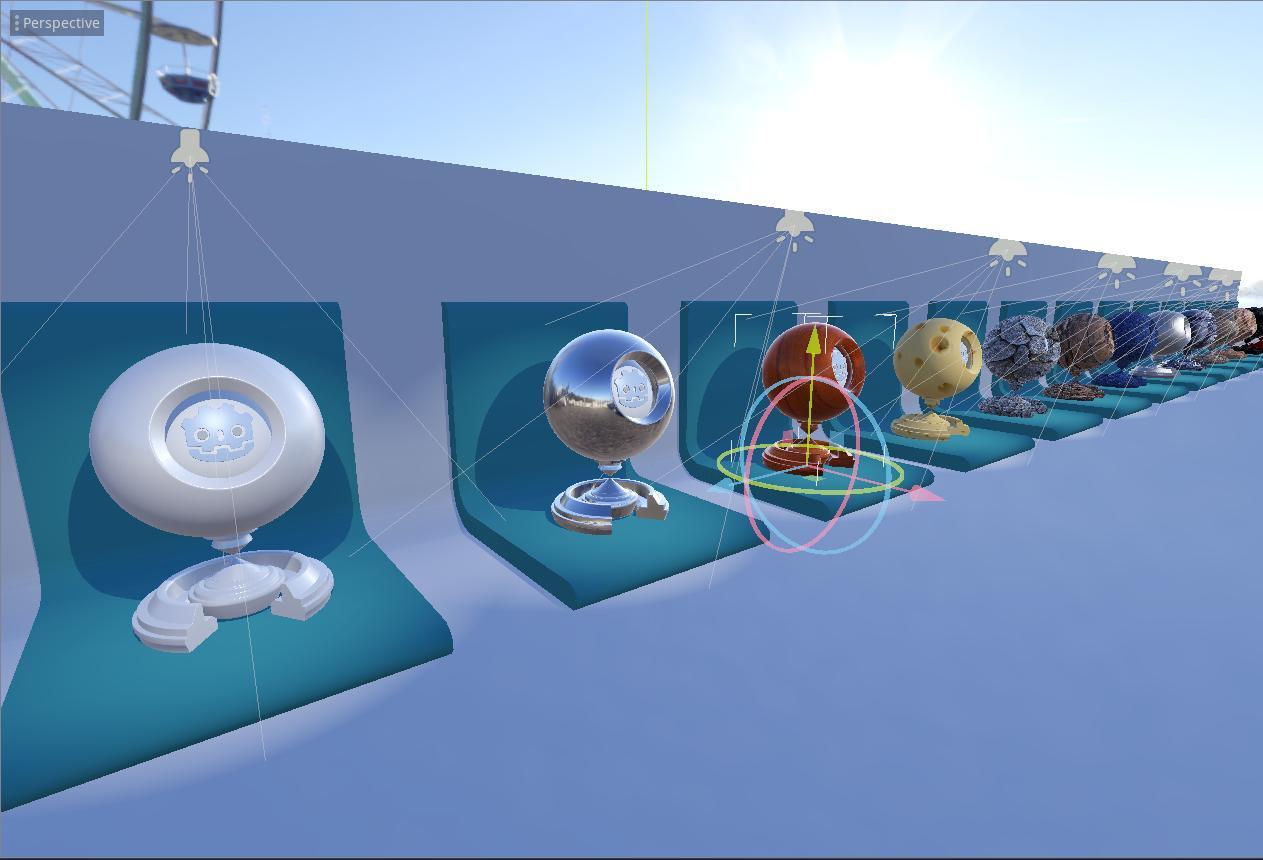 Godot的Vulkan渲染器正在成型Godot的Vulkan渲染器正在成型