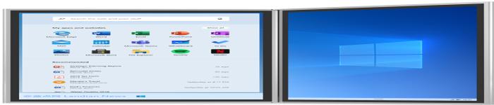Windows 10X版也将可以在传统形态的笔记本电脑和混合型设备上使用