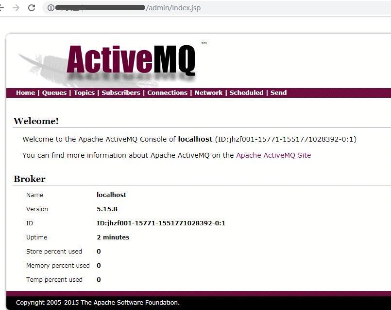 解说CentOS 7下ActiveMQ安装配置解说CentOS 7下ActiveMQ安装配置