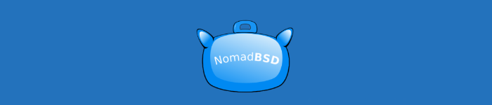 NomadBSD 1.3 RC1 已发布
