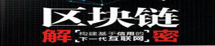 《区块链解密:构建基于信用的下一代互联网》pdf电子书免费下载