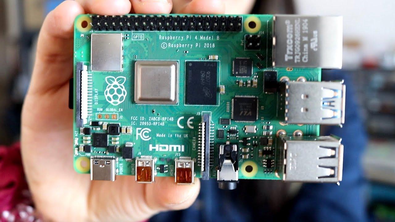 树莓派4 成为Linux固件树莓派4 成为Linux固件