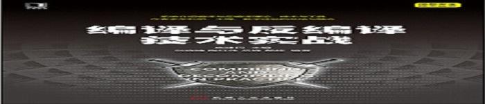 《编译与反编译技术实战》pdf电子书免费下载
