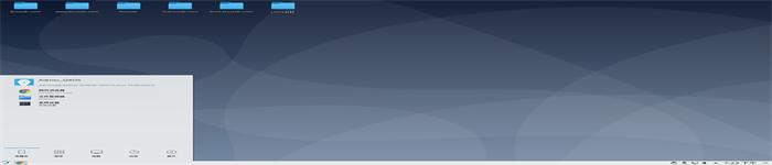 KDE Plasma 5.18 LTS 桌面进入 Beta 版