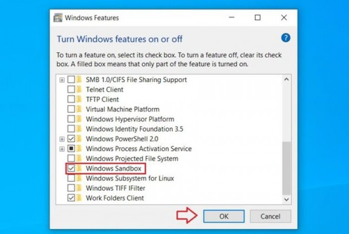 教你如何在Win10系统中启用Windows Sandbox功能教你如何在Win10系统中启用Windows Sandbox功能