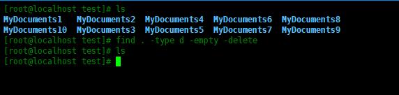 几种删除Linux目录的方法几种删除Linux目录的方法
