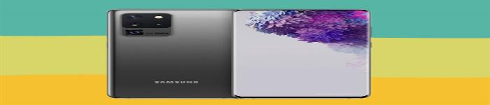 三星S20 Ultra最新渲染图曝光