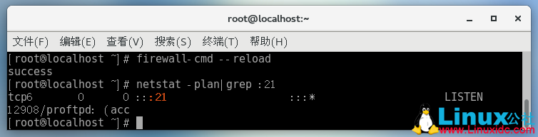 在CentOS 7.5上安装和配置ProFTPD在CentOS 7.5上安装和配置ProFTPD
