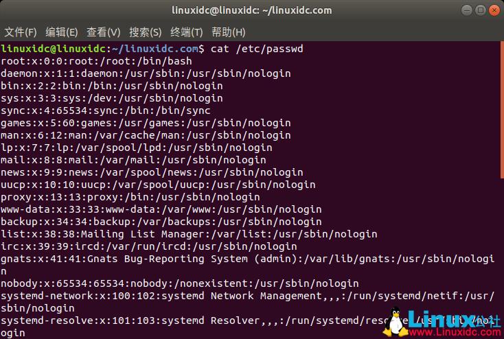 详解Linux中/etc/passwd文件 | 《Linux就该这么学》