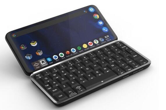 一款可以双启动Android和Linux的智能手机一款可以双启动Android和Linux的智能手机
