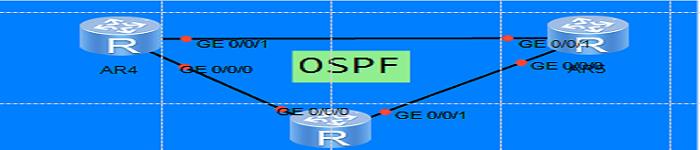 OSPF单区域配置