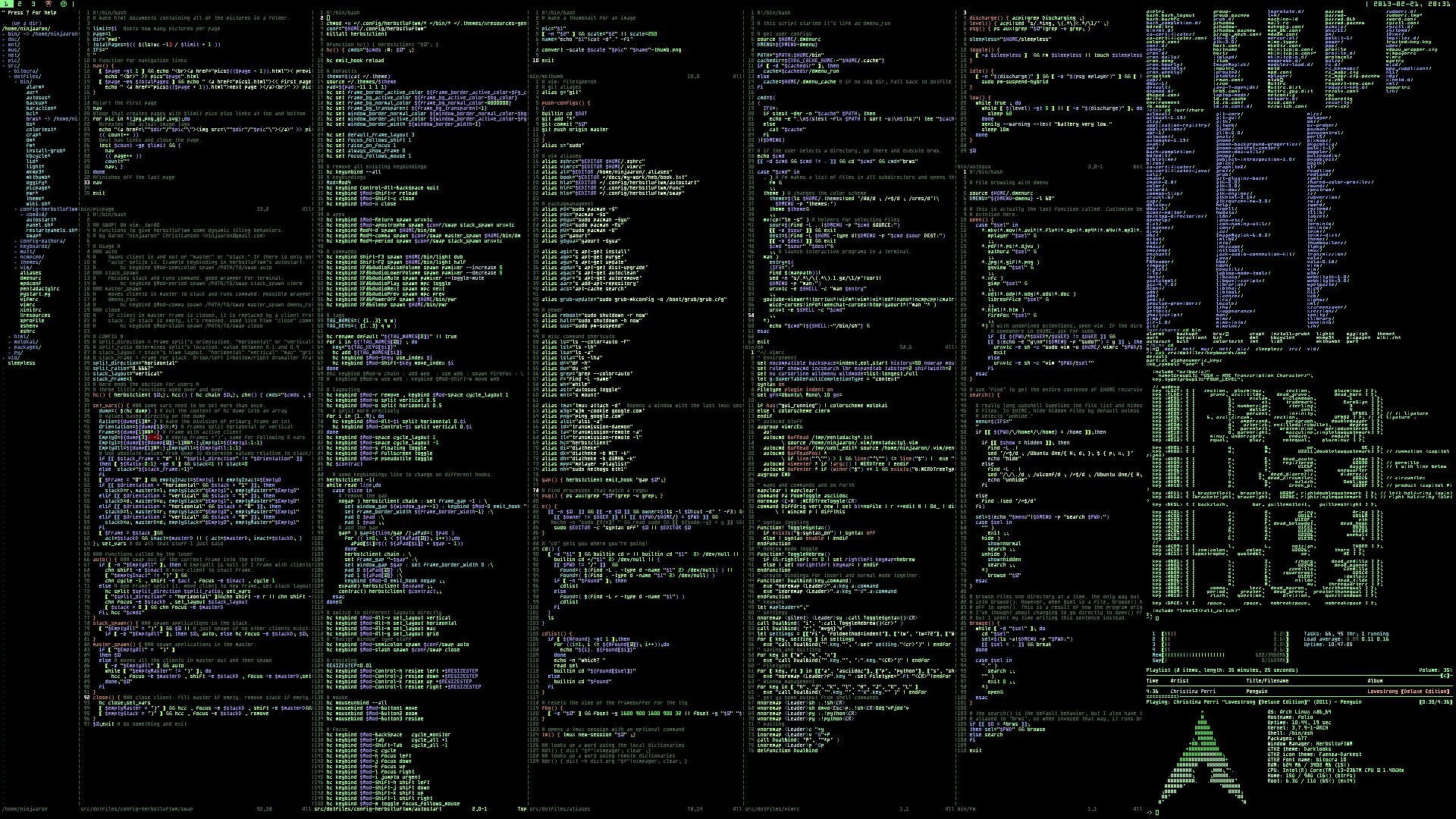 ubuntu安装qq_10 张程序员喜爱的壁纸,需要自取~   《Linux就该这么学》