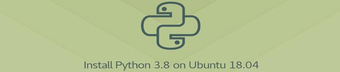 如何在 Ubuntu 上安装 Python 3.8