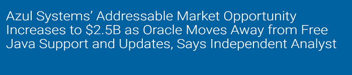 Oracle JDK 用户即将大量丢失?
