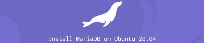 在Ubuntu上安装MariaDB