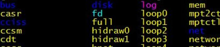 linux终端彩色字体输出教程