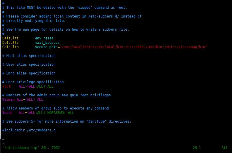Linux中如何启用root用户