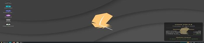 新手福音Linux Lite 5发布了