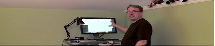 Linux之父升级新电脑,首次换成AMD 32核心