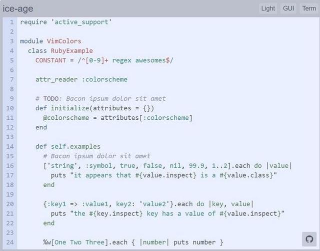 Linux中如何更改Vim的主题Linux中如何更改Vim的主题
