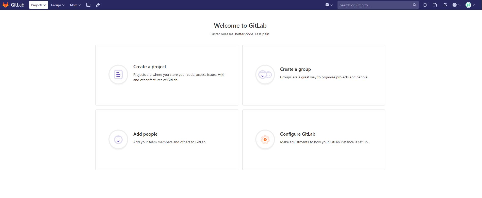 如何在Centos8中安装GitLab-CE如何在Centos8中安装GitLab-CE