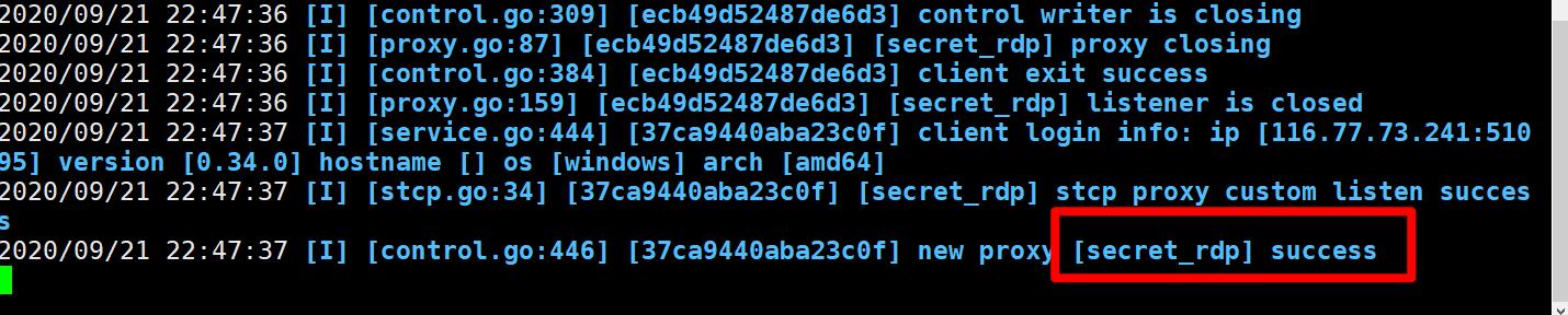 FRP中安全地暴露内网服务frp中安全地暴露内网服务