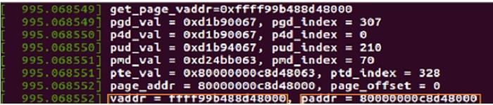 简述Linux的内存寻址方式
