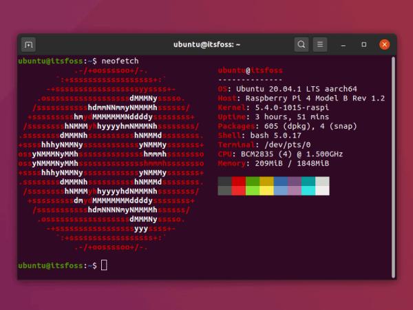 使用树莓派搭建Ubuntu服务器