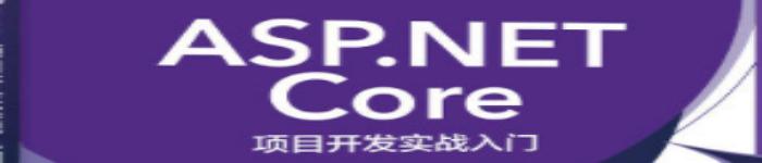 《ASP.NET Core项目开发实战入门》pdf电子书免费下载