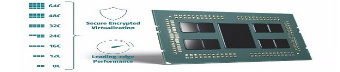 AMD EPYC 7643 48核CPU曝光:系统版本Linux 5.10