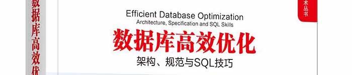 《数据库高效优化:架构、规范与SQL技巧》pdf电子书免费下载