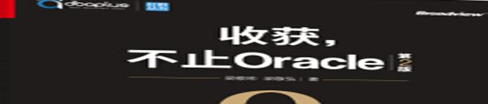 《收获不止Oracle 第2版》pdf电子书免费下载