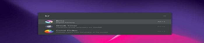 分享一个超级实用的 Linux 应用启动器Ulauncher