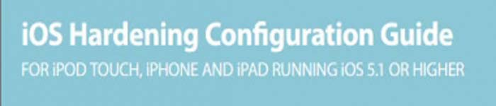 《IOS5 Hardening Guide 》pdf电子书免费下载